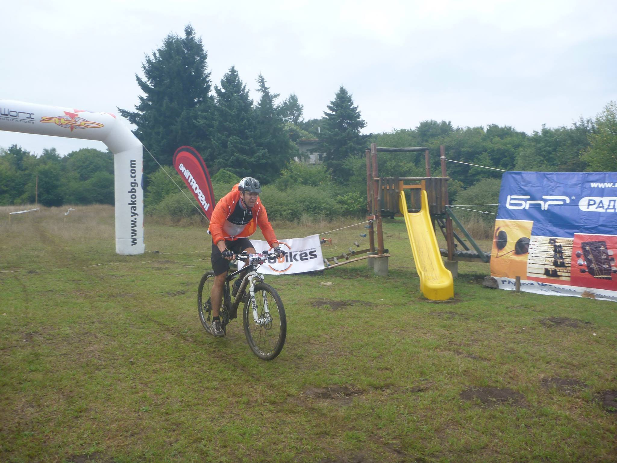 Shumen's cold and muddy race (Aug)